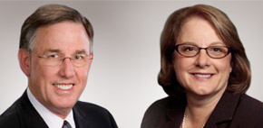 Orthodontic and Dental Consultants, Paul Zuelke and Cheri Snippen